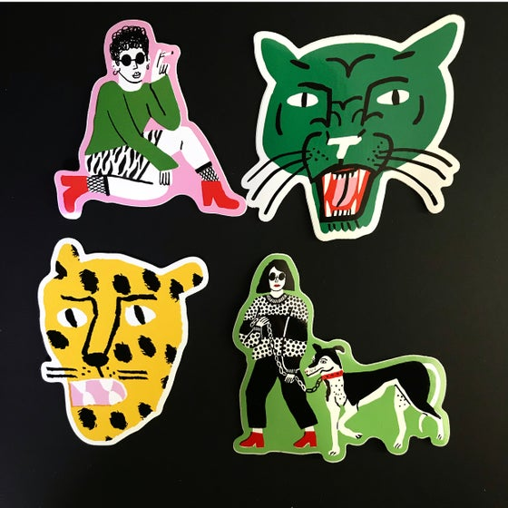 Image of Stickers 1