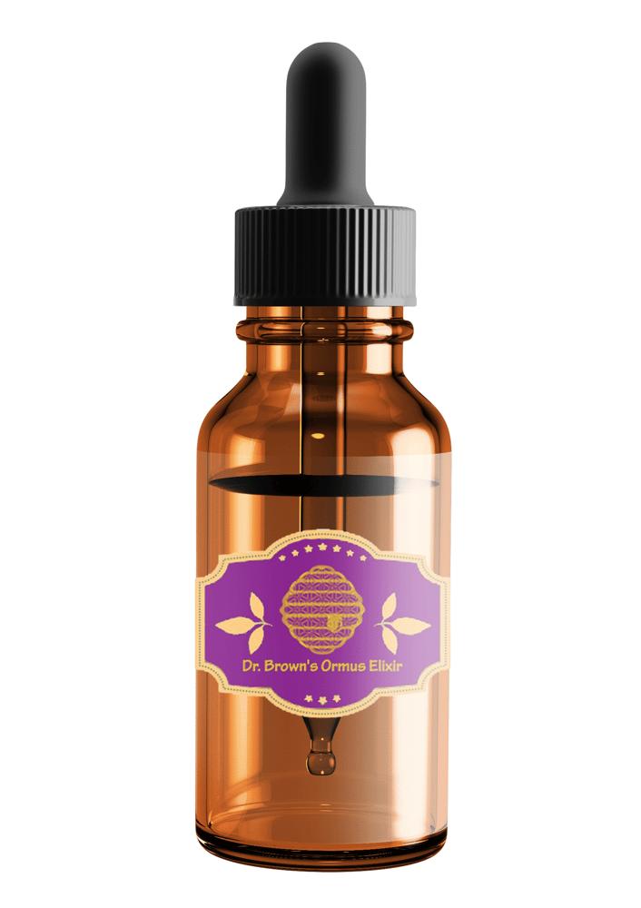 Image of Dr. Brown's ORMES Elixir