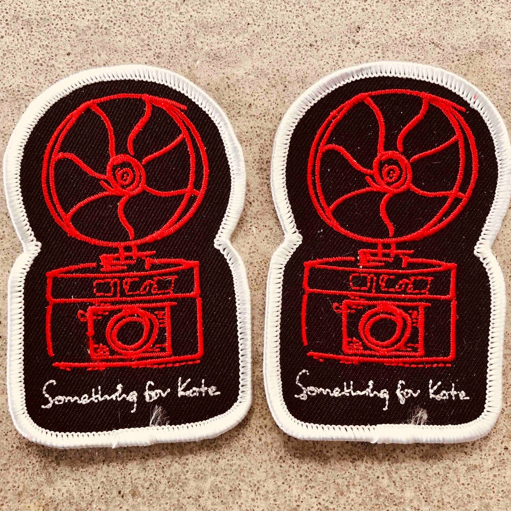 Image of Official Fiction patches - rare collectible 2003