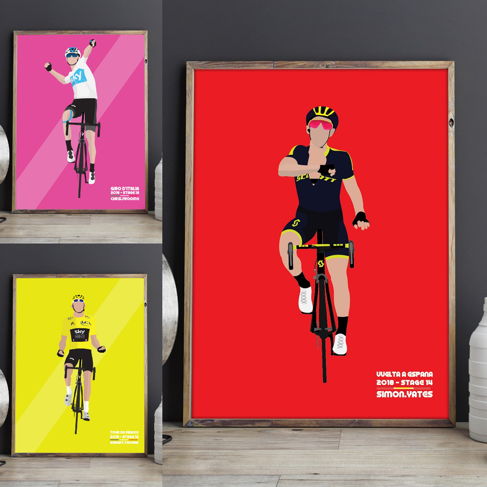 Image of Grand Tour Trio (3 Prints)