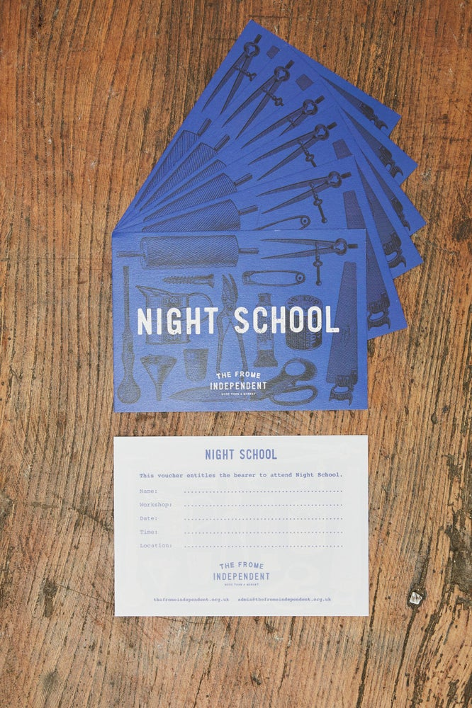 Image of Night School Workshop
