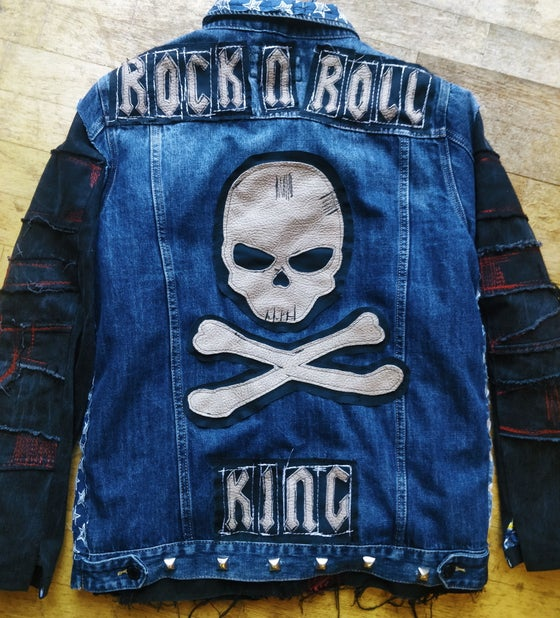 Image of Rock N Roll King Jacket