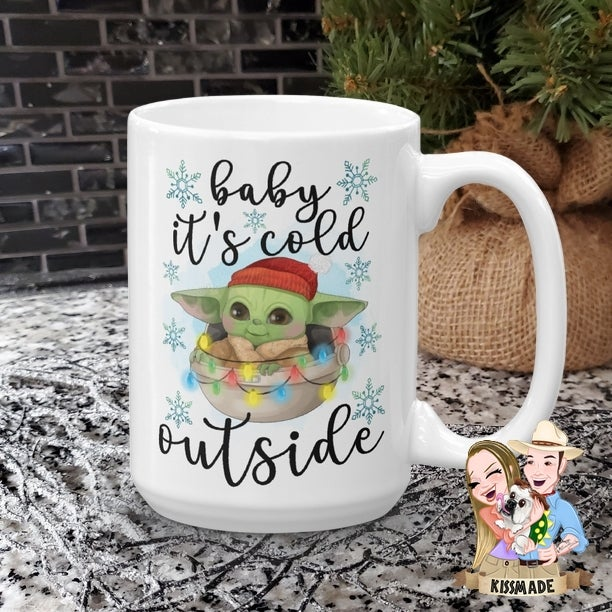 Image of Baby It's Cold Outside Mug