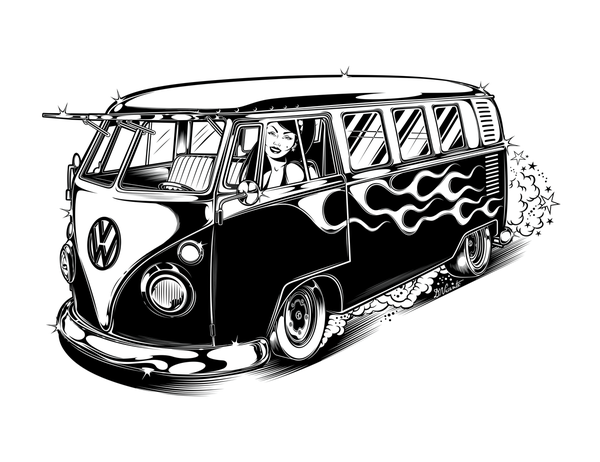 Image of VAN VW