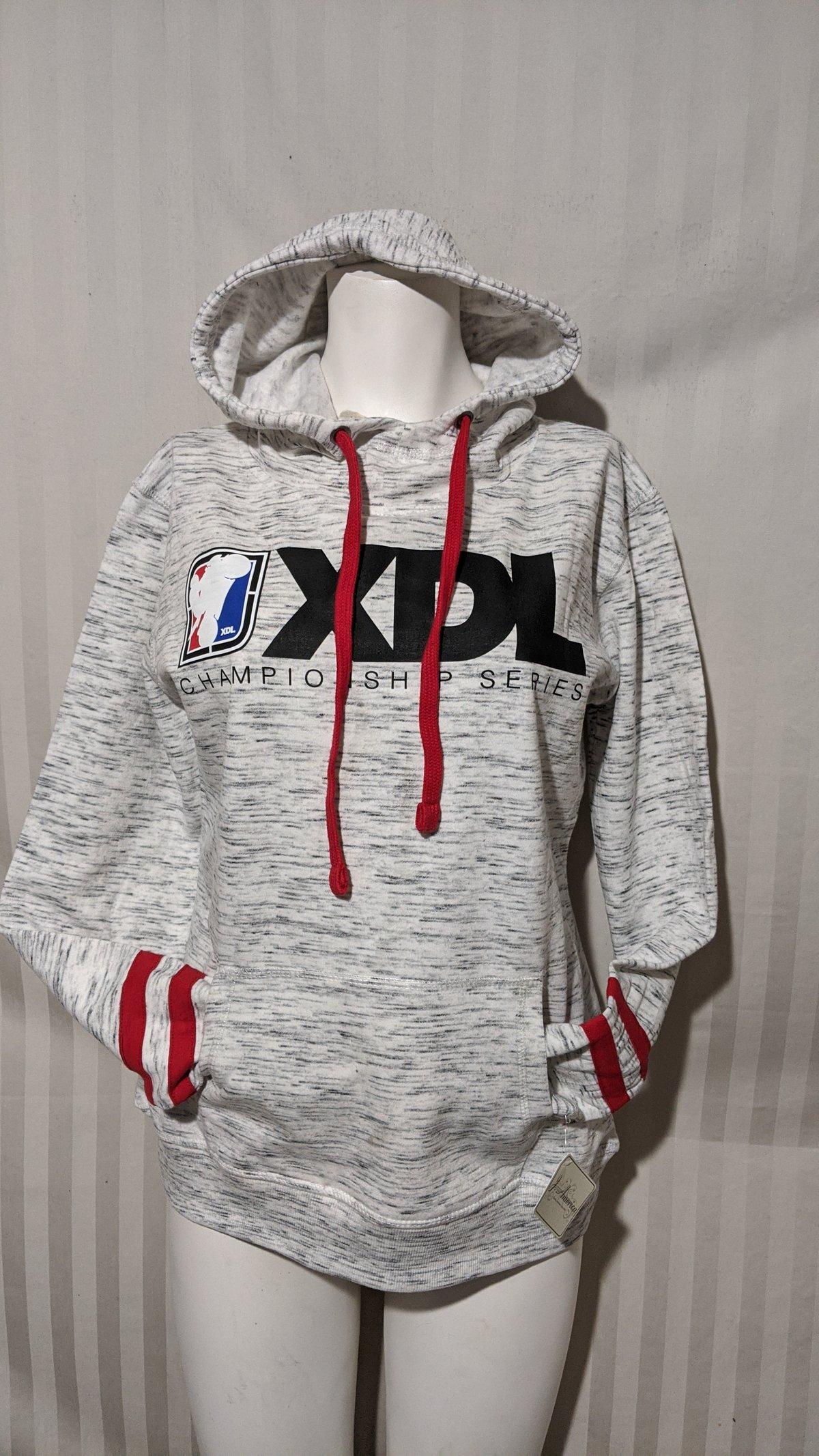 Image of Women's XDL Streaker Hoodie