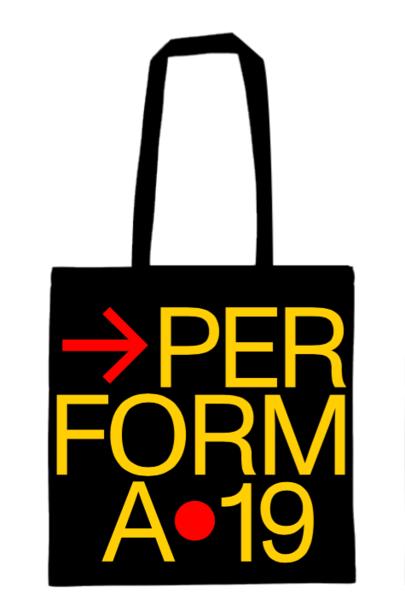 Image of Performa 19 Tote Bag