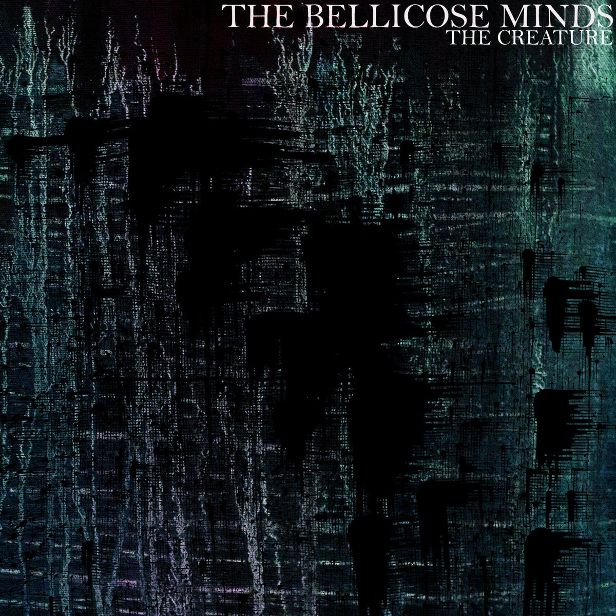 "Image of BELLICOSE MINDS, THE ""The creature"" LP"
