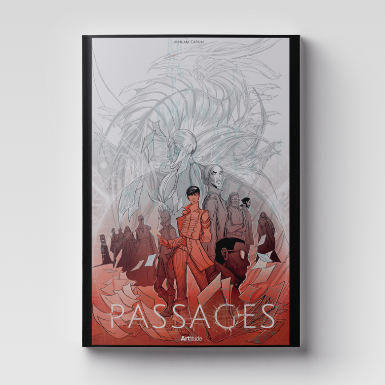 Image of Passages (Myriam Catrin)