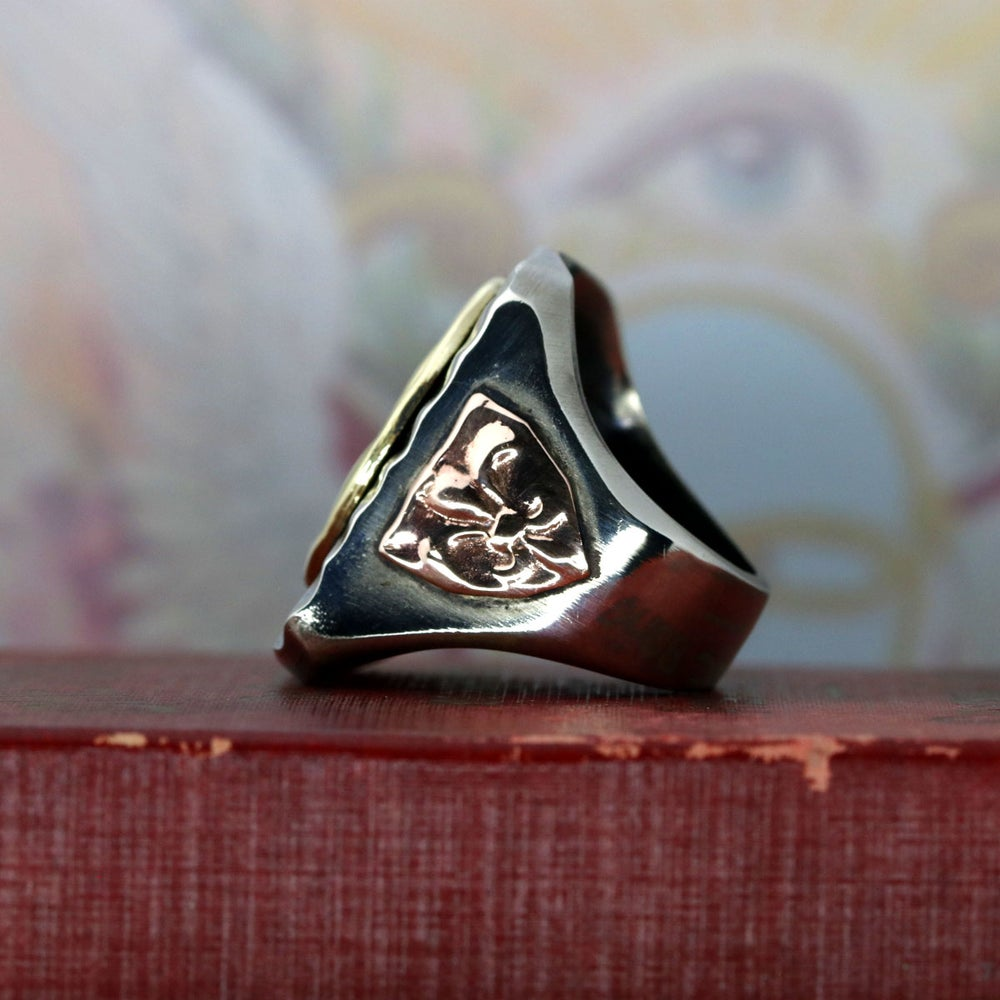 MARY MEXICAN BIKER RING