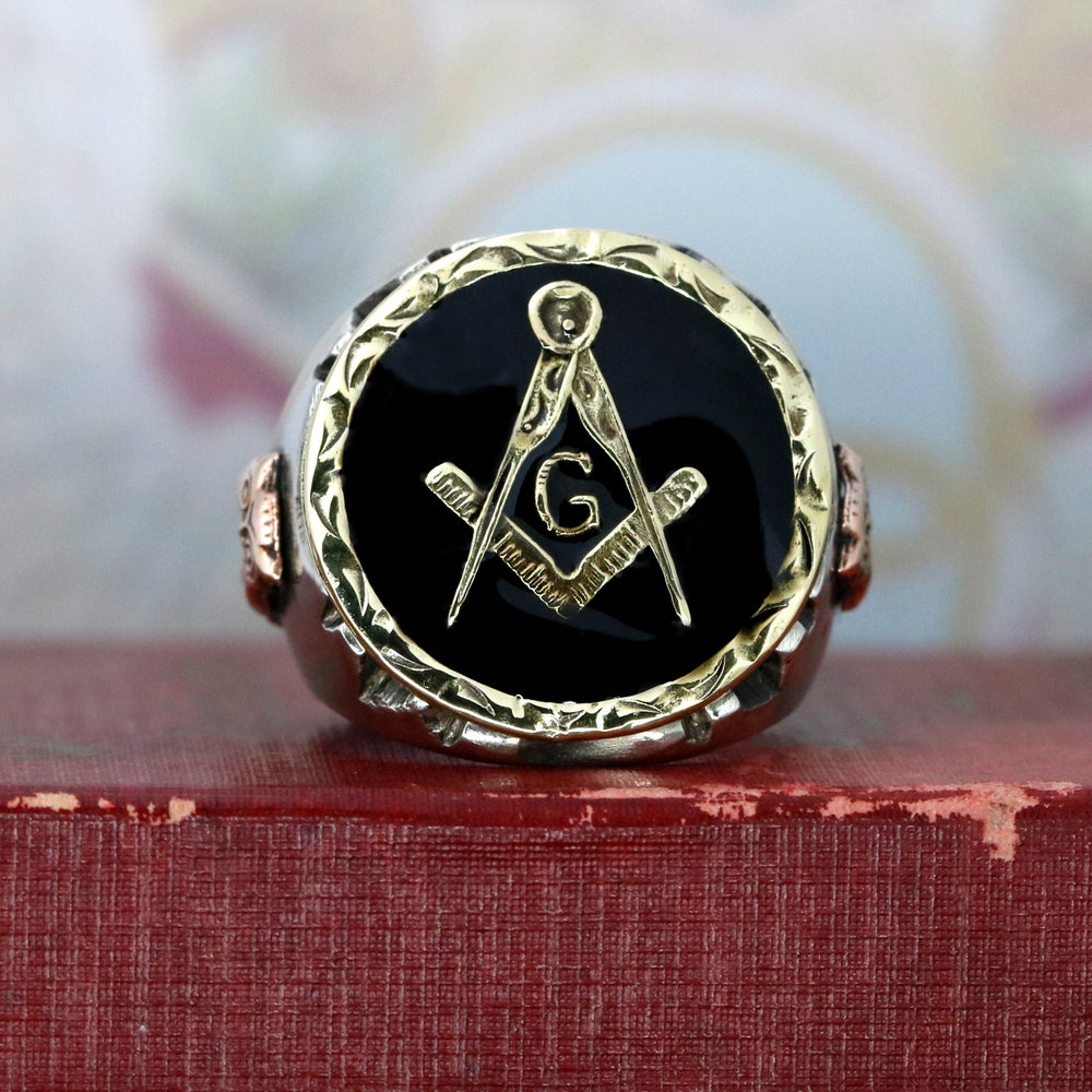 LIMITED - MASON MEXICAN BIKER RING