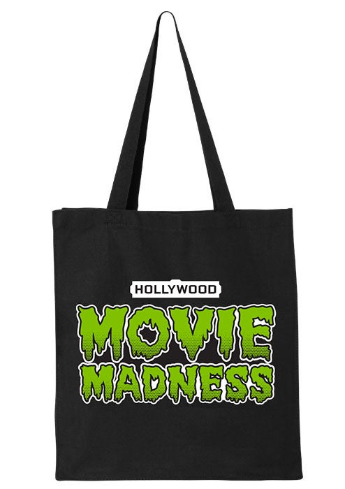 Image of Movie Madness Tote Bag