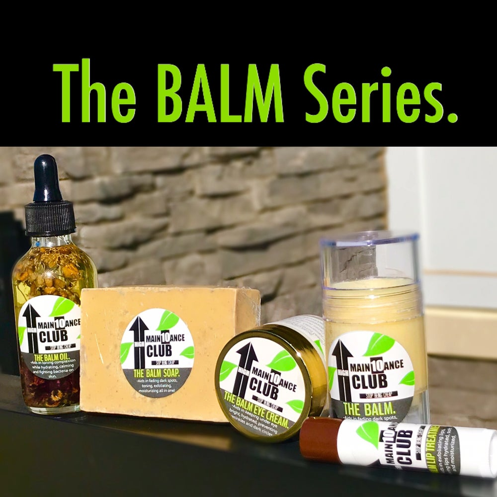 Image of The BALM Skincare System.