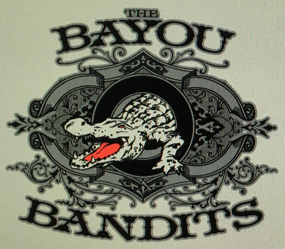 "Image of Self-Titled ""The Bayou Bandits"" CD"