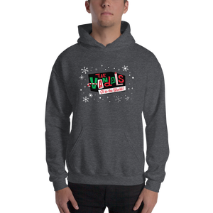 "Image of Vandals Special Christmas Hoodie - ""Oi To The World"""