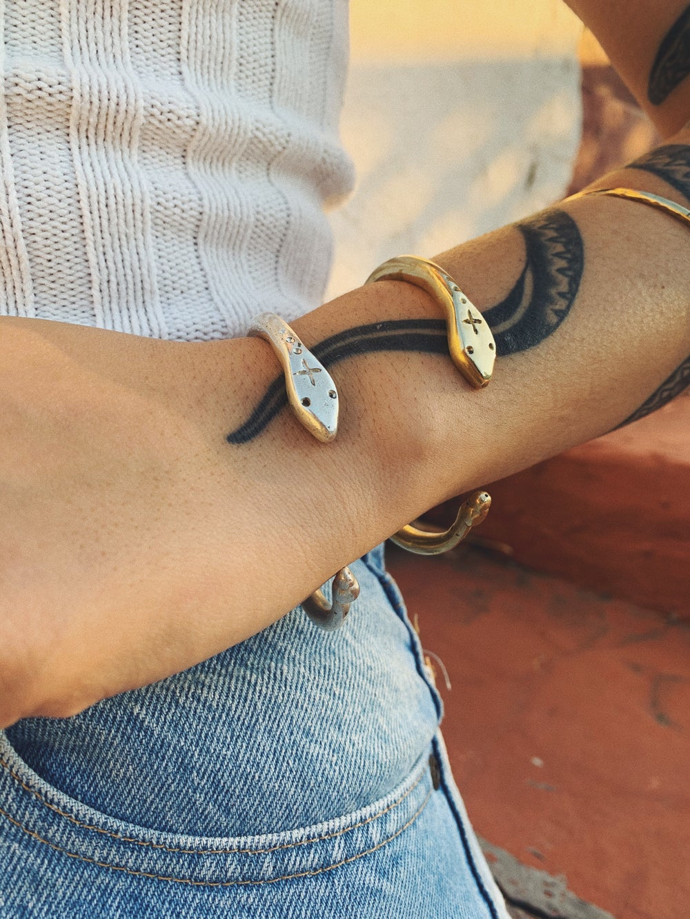 Image of Serpent Cuff