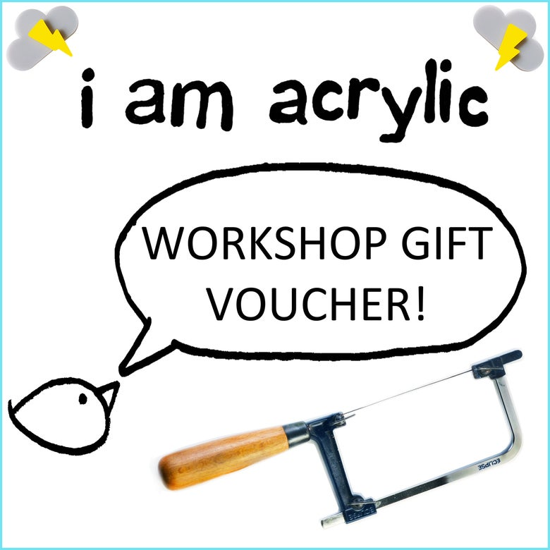 Image of Workshop Gift Voucher