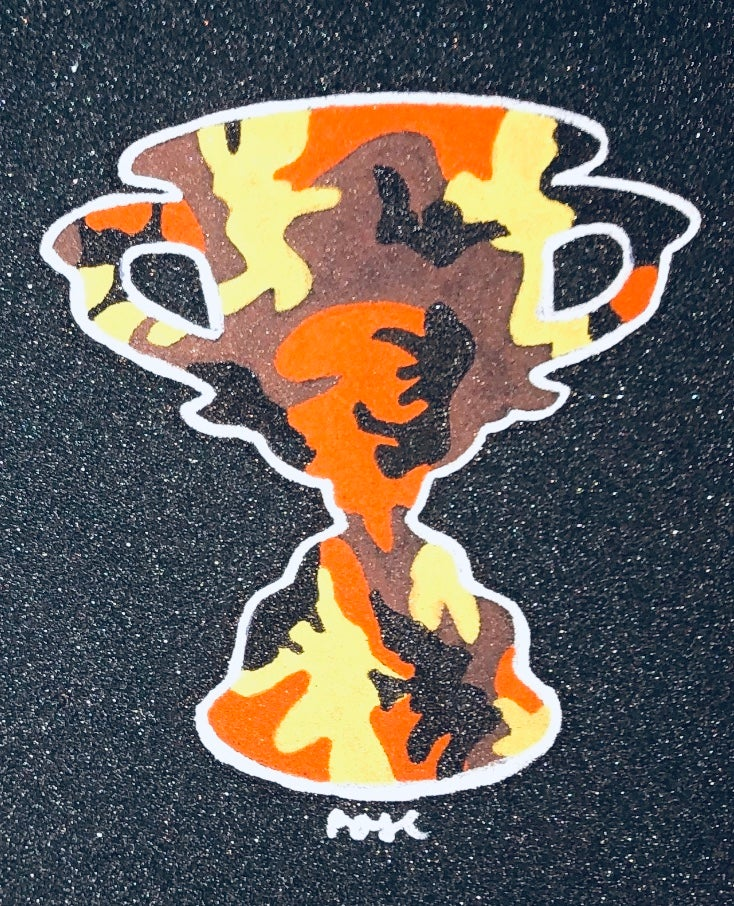 """Image of Phat Boi """"Camo """" Griptape (Limited Supply)"""