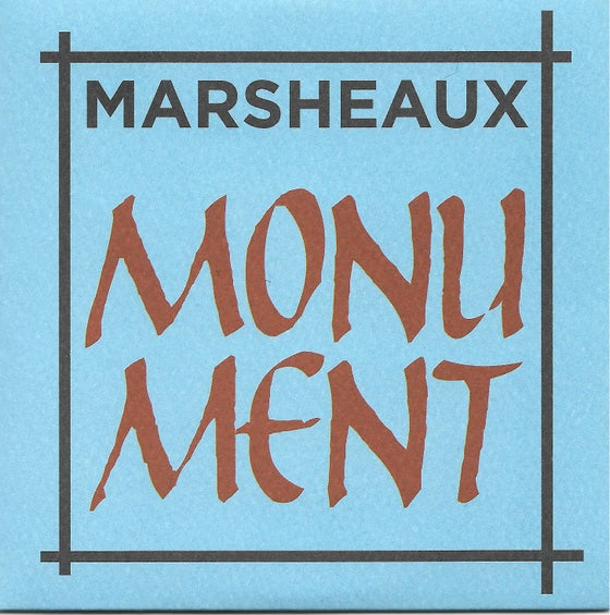 "Image of MARSHEAUX ""Monument"" CD Single"