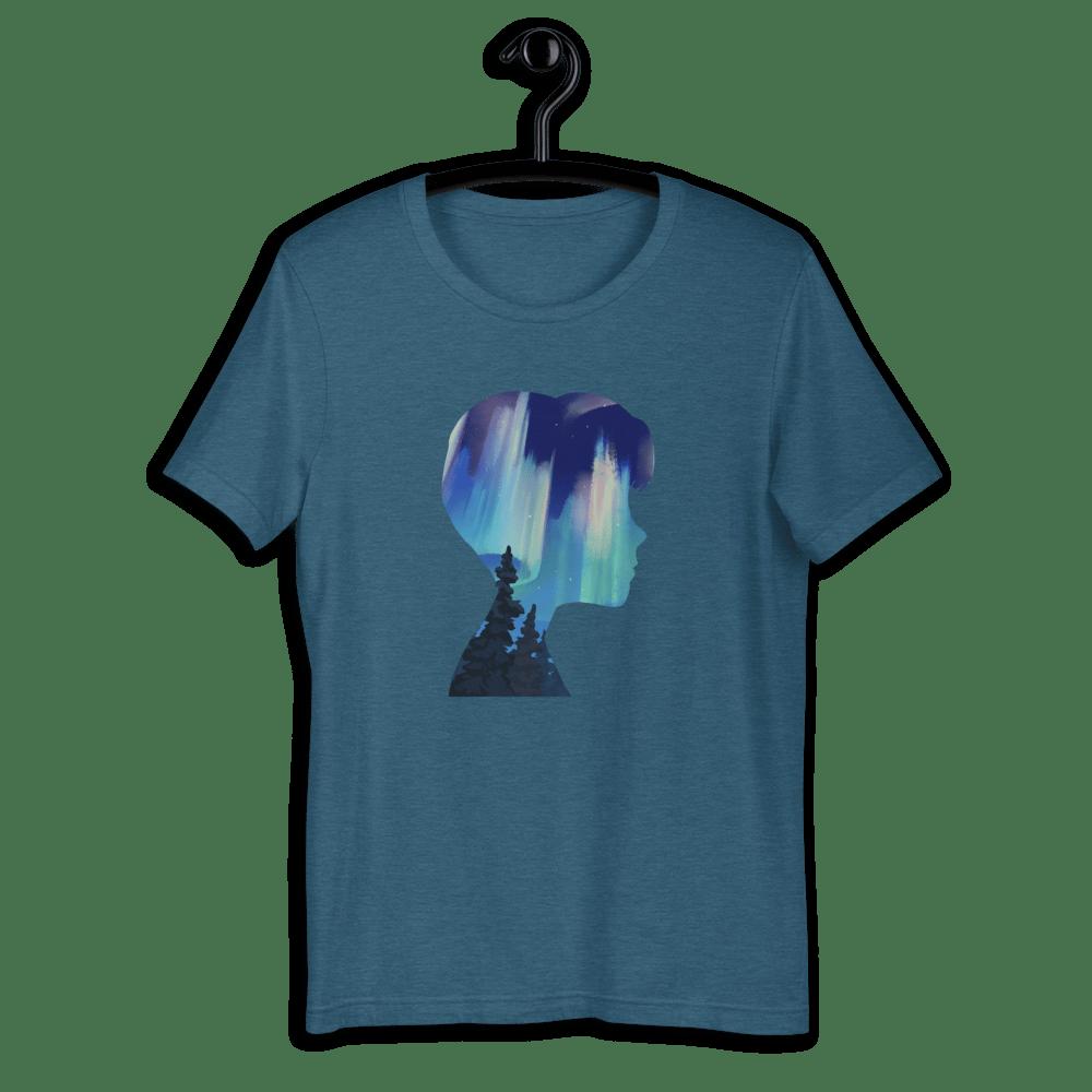Image of Hopeless Dreamer T-Shirt (Deep Teal)