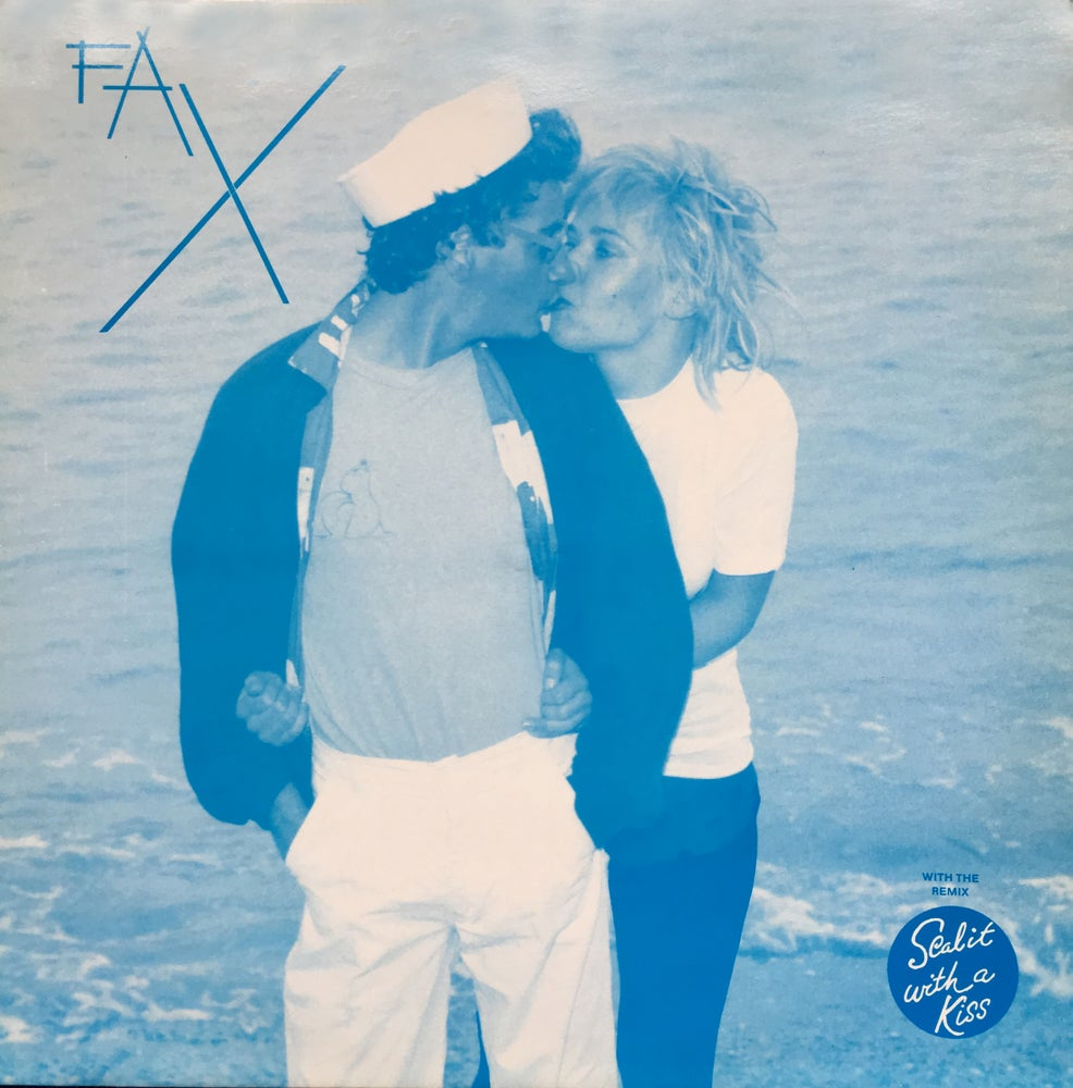 Image of FAX - FAX LP