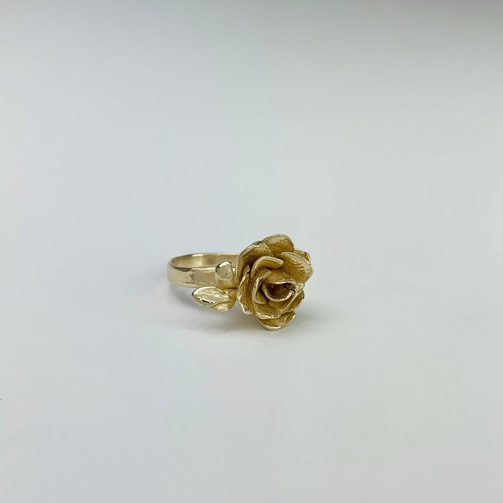 Image of Rosette Ring