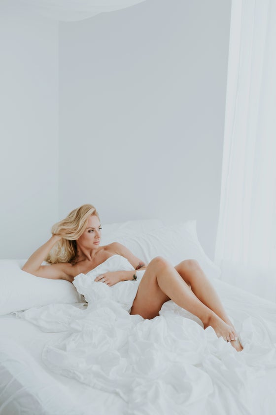 Image of Boudoir Mini Sessions {Under the Sheets}