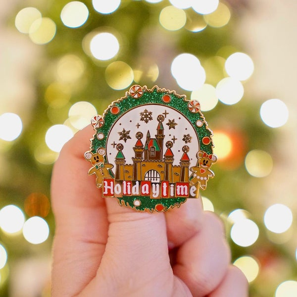 Image of Holiday Time - Pin