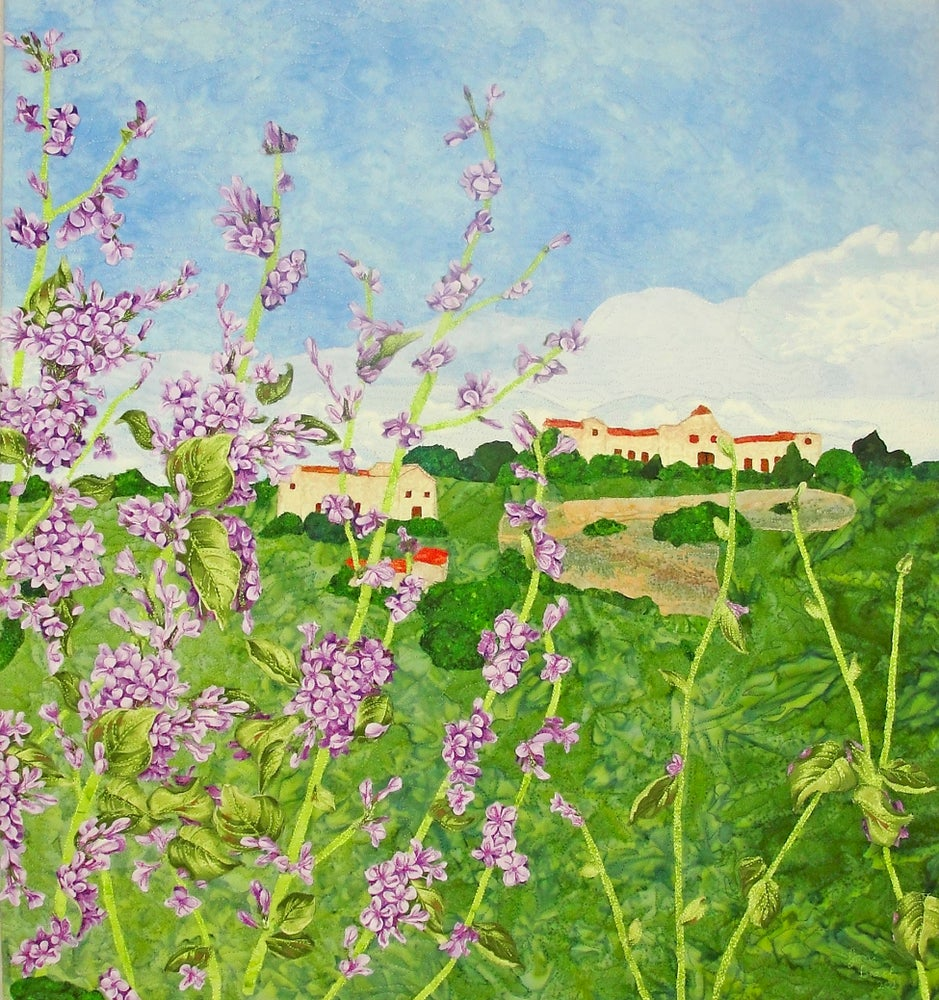 """Image of Ancient Breezes, Signed & Matted Art Print & 5"""" x 7"""" Art Cards"""