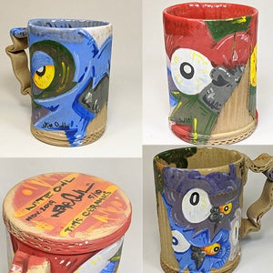 Image of Ceramic Mug Group 2