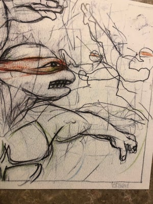 "Image of ""Lost Raph"" Sketch"