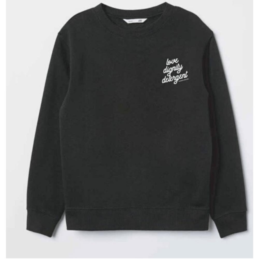 Image of 3 Ingredients Black Sweatshirt