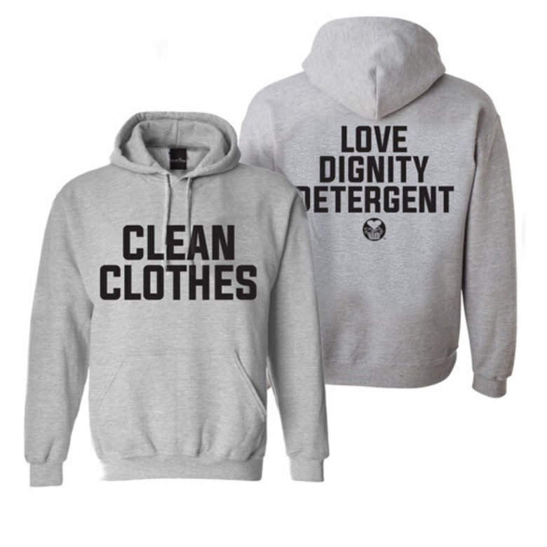 Image of Clean Clothes/3 Ingredients Hoodie