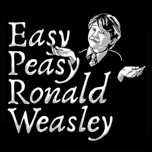 Image of Easy Peasy Ronald Weasley