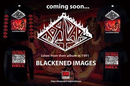 Image of Mortuary - Blackened Images