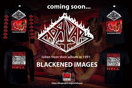 Image of Mortuary - Blackened Images