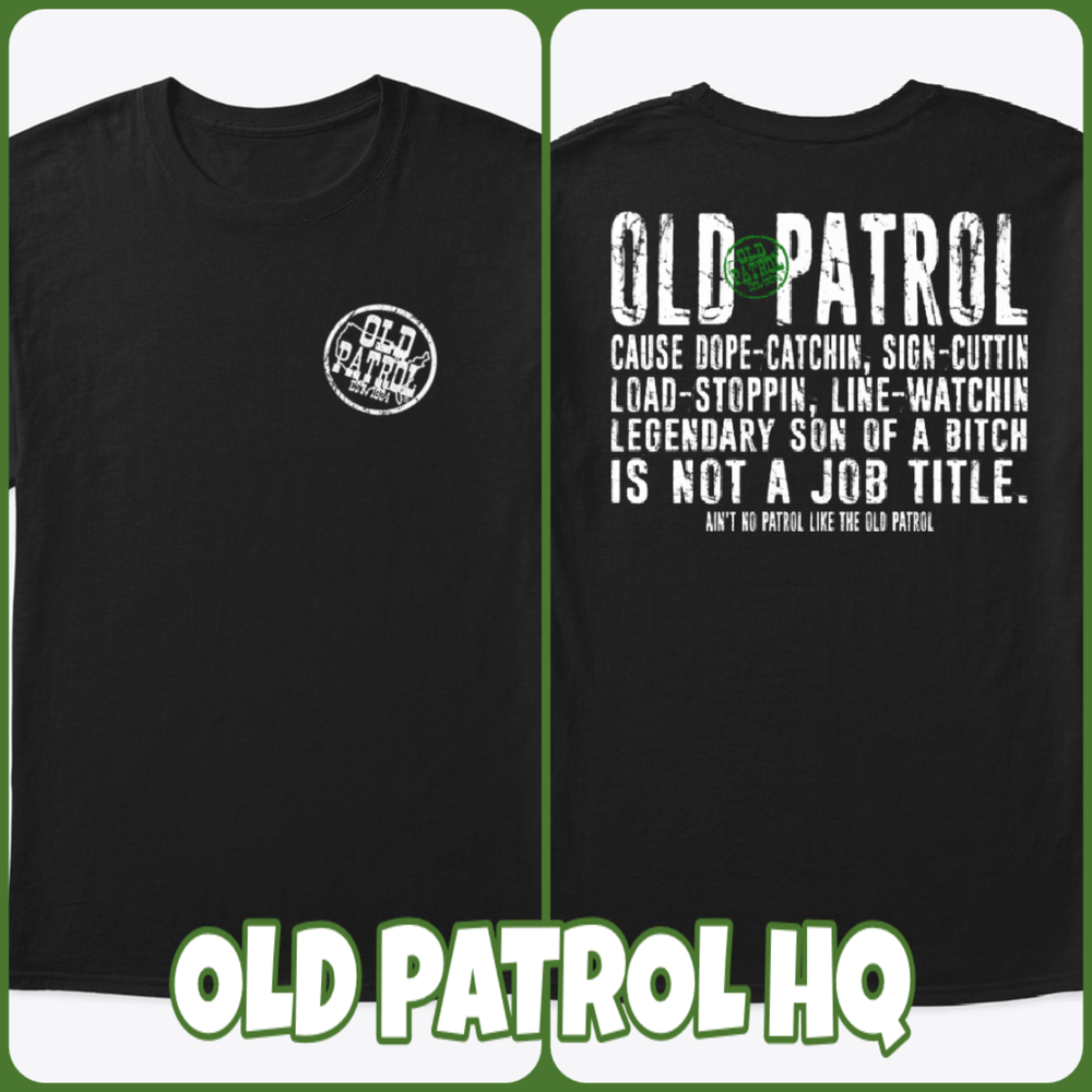 "Image of CALL ME ""OLD PATROL"""
