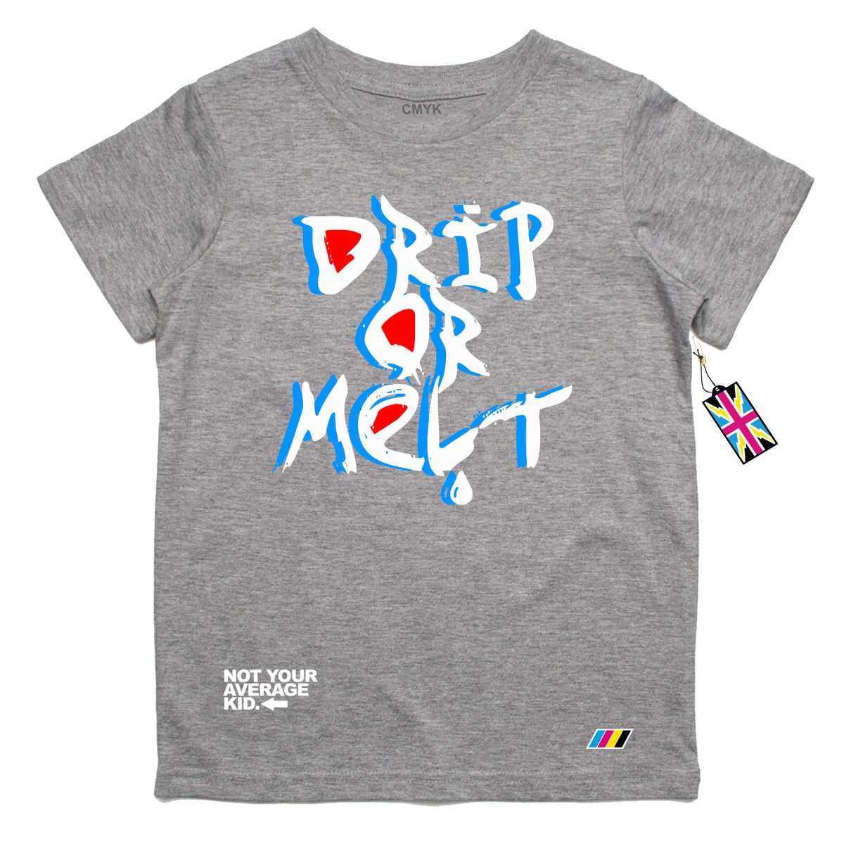 Image of Drip Or Melt - Grey