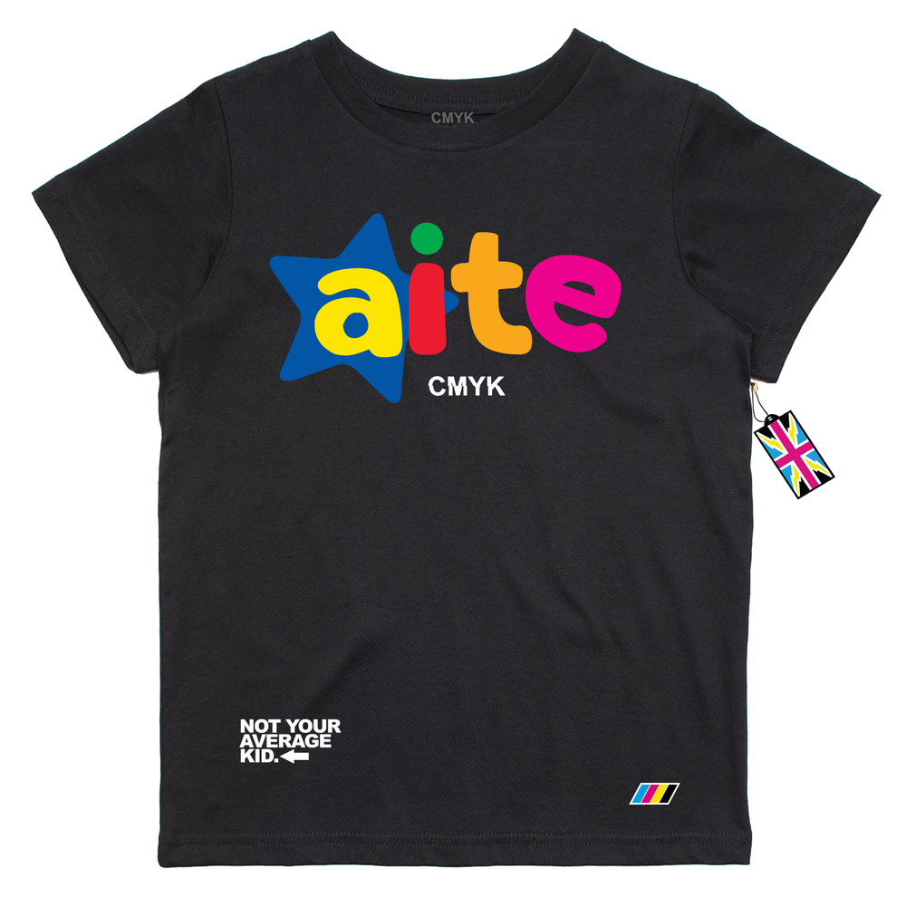 Image of Aite- Black T Shirt