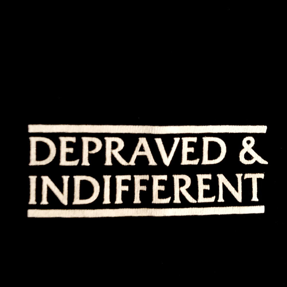 Image of Depraved Indifference