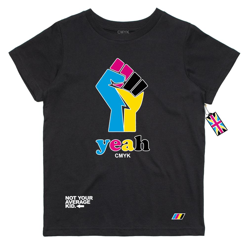 Image of Power- Black T Shirt