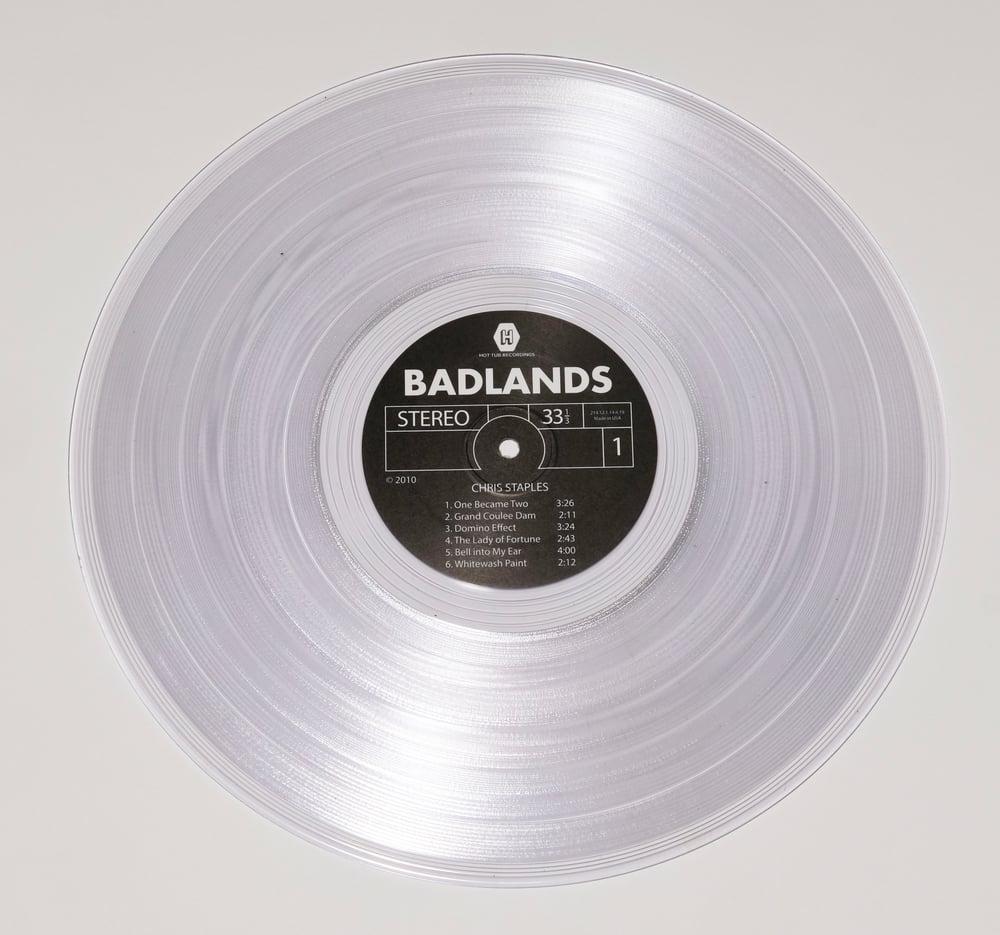 "Image of Badlands 12"" Vinyl"