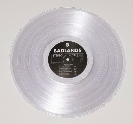 "Image of Badlands 12"" Vinyl"