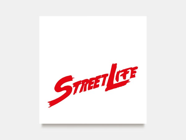 Image of Von Spar - Streetlife  (5th Anniversary Re-Issue - White Vinyl LP)