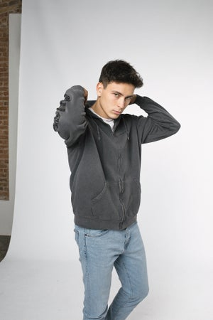 Image of WASHED JACKET