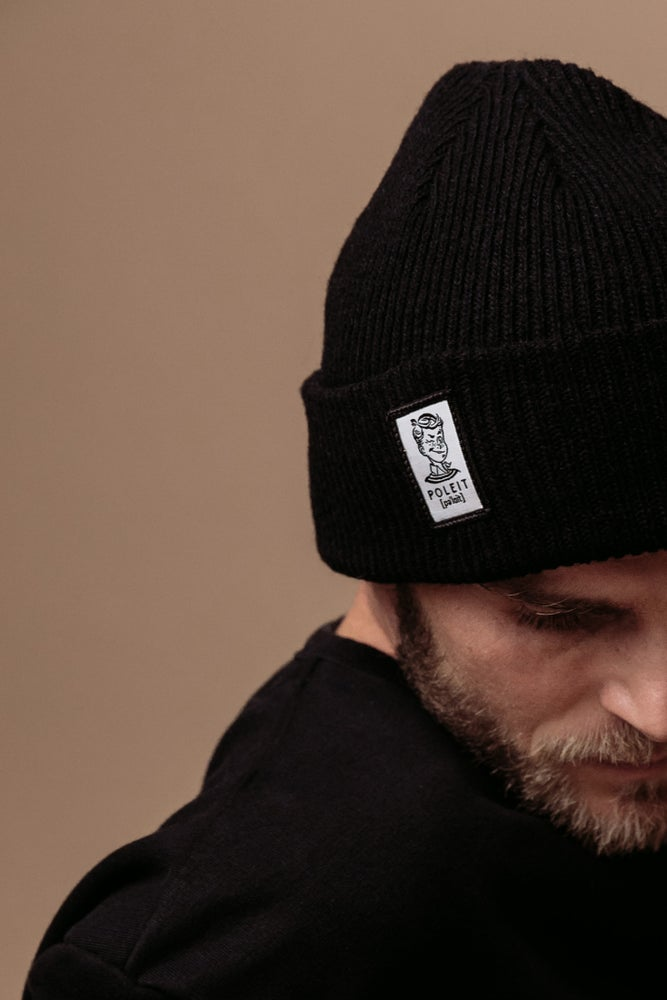 Image of RASCAL BEANIE BLACK