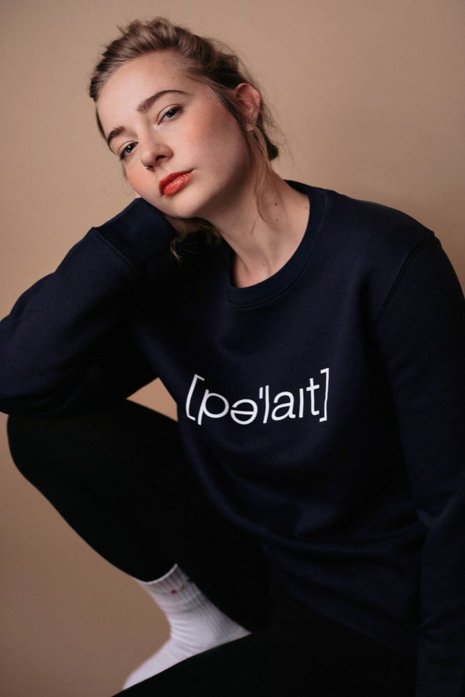 Image of POLEIT PHONETICS SWEATSHIRT