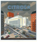 "Image of Citroën ""Traffic Jam on Yzer square"""
