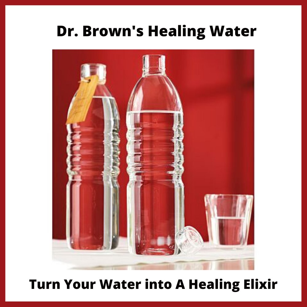 Image of Dr. Brown's Structured Water