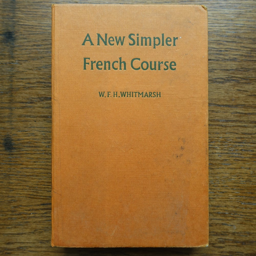 Image of A New Simpler French Course