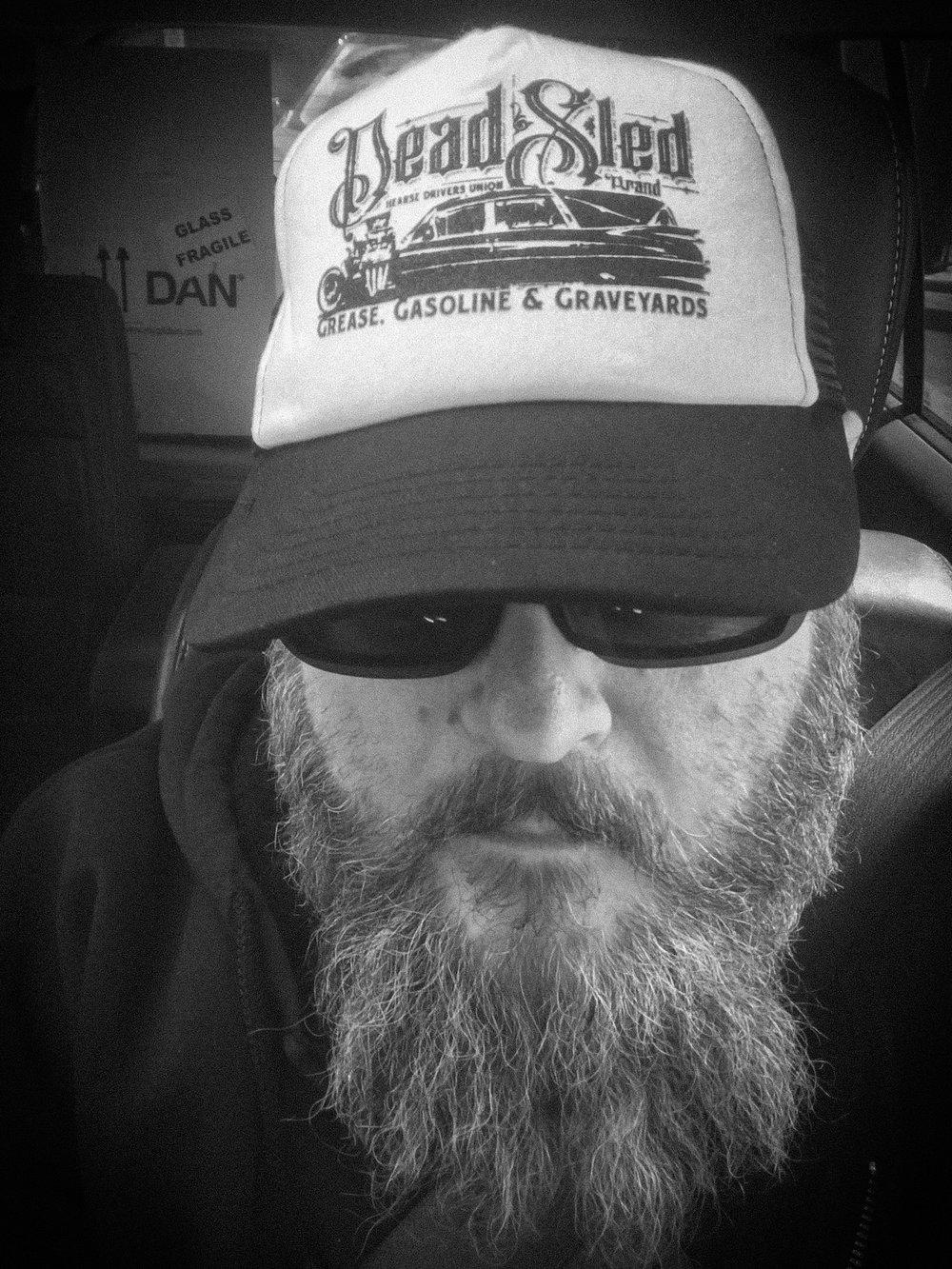 Image of Dead Sled Speed Shop Trucker Hat